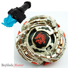 Fusion METAL Beyblade Masters BB121B L-DRAGO GUARDIAN+BLUE STRING LAUNCHER+GRIP