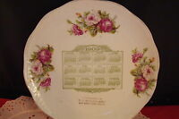 "N.C.Co. Calendar plate 1909, 8 1/2"""