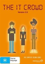 The IT Crowd - Version 2.0 (DVD, 2009) R4 New, ExRetail Stock (D160)