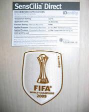 BARCELONA BARCA PARCHE PARCHE FIFA MUNDO CAMPEONES 2009