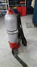 Aralu Tecnisub bombola subacquea in alluminio da 9 litri.