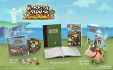 Harvest Moon: Light Of Hope SE Limited Edition (Nintendo Switch) - NEW SEALED