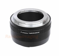 Tamron Adaptall II Manual Lens to CANON EOS M EF-M Camera M3 M5 M6 M10 Adapter