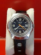 Belle montre de plongée homme HERMA CALYPSO AUTOMATIC Fonctionne