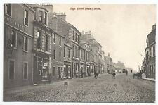 POSTCARDS-SCOTLAND-IRVINE-PTD. High Street (West) 2.