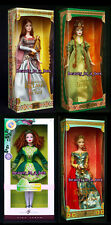 Bard Barbie Doll Spellbound Lover Faerie Queen Legends of Ireland Irish SW Lot 4