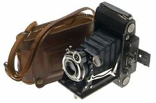 ZEISS IKON 530/2 SUPER IKONTA FOLDING CAMERA 4.5/105 COMPUR TESSAR 4.5 f=10.5cm