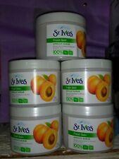 St. Ives Fresh Skin Scrub, Apricot 10 oz