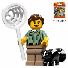 LEGO 71011 MINIFIGURES Series 15 #8 Animal Control with unused code