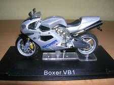 IXO ALTAYA VOXAN BOXER 995 VB1 VB 1 PLATA MOTO 1:24 MOTO