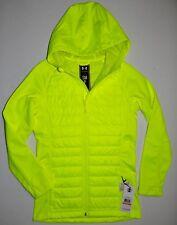 Under Armour Womens Infrared Werewolf Padded Ski Snowboard Shell Jacket $160