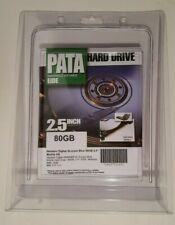 NEW Sealed 80GB IDE 2.5 inch Hard Drive WD WD800BEVE Free USA Shipping