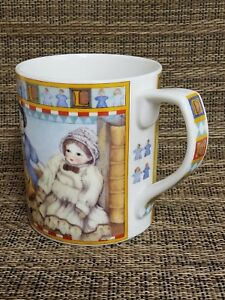 Expressions Antique Toys Valerie Greeley Royal Doulton Dolls Coffee Mug Tea Cup