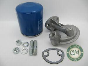 Spin On Oil Filter Kit Morris Leyland Mini Minor Sprite MG Midget [TAM2097]