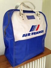 superbe sac a main sport  voyage vintage AIR FRANCE    années   70's  11AVR
