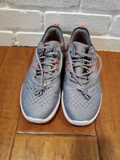 NEW Ryka fEMPOWER Defiance Grey and pink sneaker 11W