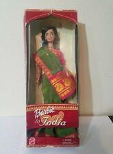 RARE - 2002 Barbie In India #49143 - New In Box