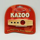 Melissa  Doug Kazoo For Beginning Music Makers  Ages 3  New in Package