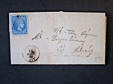 Greece 1869 Stamped Letter Cover to Athens - Z4830