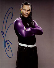 "Official Highspots - Jeff Hardy ""Purple Scuba"" Hand Signed 8x10 *Inc COA*"
