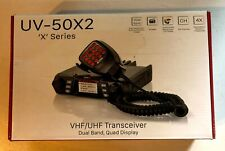 Open Box - BTECH Mobile UV-50X2 50 Watt Dual Band Base - Mobile Ham Radio