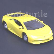 Welly Lamborghini Huracan LP 610-4 1:60 Diecast Toy Car 58283D Yellow