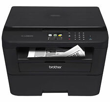 Brother HL-L2380DW All-in-One Laser Printer with Duplex Printing - Black