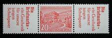 Berlin postfrisch Mi.Nr. W18 BPP geprüft ZD Bauten 1952