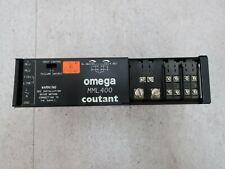 Omega MML400 Coutant Power Supply MMLZ400 230VAC 50/60Hz