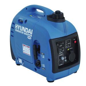 HYUNDAI Inverter-Stromerzeuger HY1000Si D, Benzin Generator, Not-Stromaggregat