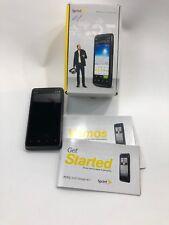 HTC EVO Design 4G - 4GB - Black (Sprint) Smartphone - (Please Read)