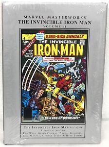 The Invincible Iron Man Volume 11 Marvel Masterworks HC Hardcover New Sealed