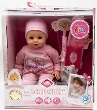 Stadlbauer Schildkröt Kids Emilia Dreamy Puppe Baby Puppe 36 cm mit Zubehör NEU
