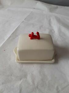 Vintage/Retro Anchor Butter Dish
