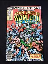 John Carter Warlord of Mars #26 Marvel Comics Book 1979 Comic