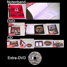 Loso Klavierschule - Ein Lehrgang Band 1 -1Notenband +2DVDs +1CD -Rechtshänder
