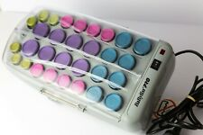 Babyliss Pro Ceramic and Ionic 30 Hot Rollers VGC Multi Coloured Free Postage