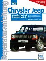 CHRYSLER JEEP Wrangler YJ Cherokee XJ Reparaturbuch Reparaturanleitung Handbuch