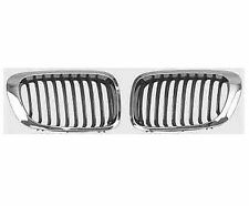 Replacement Grille for BMW (Driver Side) BM1200134