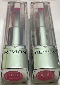 (2) Revlon Ultra HD Lipstick, 815 HD Sweet Pea