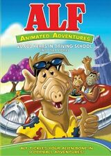 Alf Animated Adventures 20000 Years in Driving DVD Region 1 031398193555