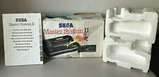 Rare Sega Master System Console Empty Box In Poor Condition Contains NO Console