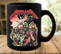 Metallica The Four Horsemen Coffee Mug