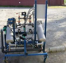 Electro-Static Precipitator Filtering Unit W/Tank & Stirrers Item #8598
