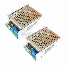 2x 10A 3.5-30V to 0.8-29V DC/DC Converter Buck Charger Power Converter Module