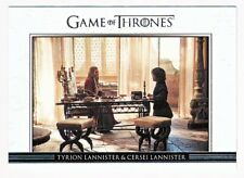 Game of Thrones Season 3 Relationships Insert Complete Set #DL1-20 - QTY AVAIL