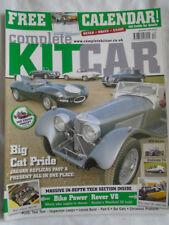 Complete Kitcar Dec 2009 Jaguar replicas, RTR Atomic, Vindicator F4