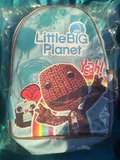 Little Big Planet Sackboy Junior Rucksack Backpack School Bag Official Licensed