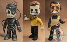 Skele Treks Series 1 Set of 3 5 inch Action Figures Neca
