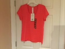 """Women's Active Life Guava High Performance """"Cooling"""" Shirt Size XL (NWT)"""
